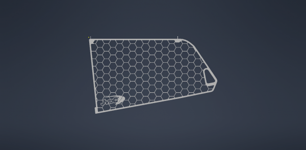 Beschermhekjes – Model 3.0